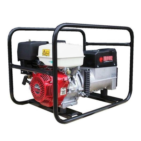 Генератор бензиновый Europower EP 200 X 3X230V для ж/д в Благовещенске