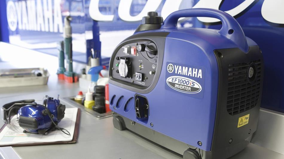 Генератор Yamaha EF1000 в Благовещенске