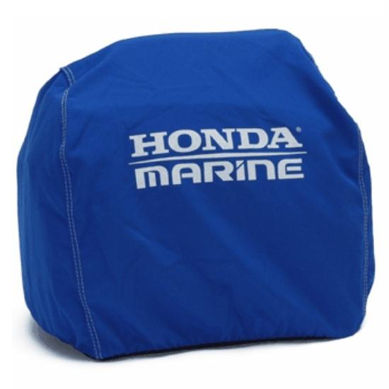 Чехол для генератора Honda EU10i Honda Marine синий в Благовещенске