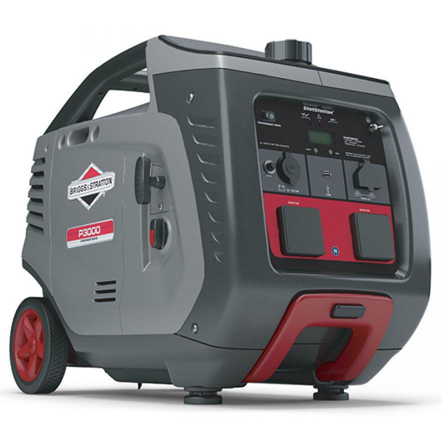 Генератор бензиновый инверторный Briggs & Stratton P3000 в Благовещенске