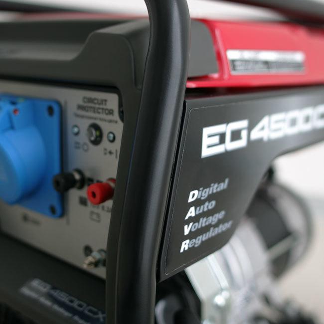 Генератор Honda EG4500CX (5) в Благовещенске