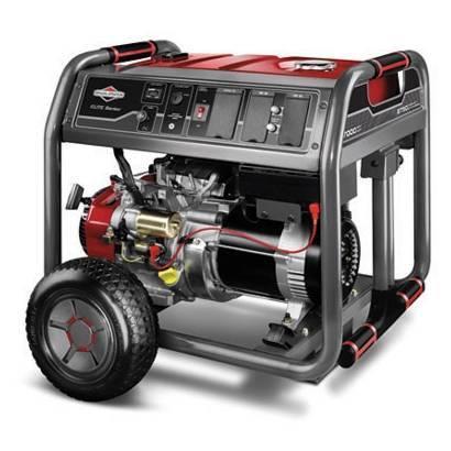 Генератор бензиновый Briggs & Stratton Elite 7500EA в Благовещенске