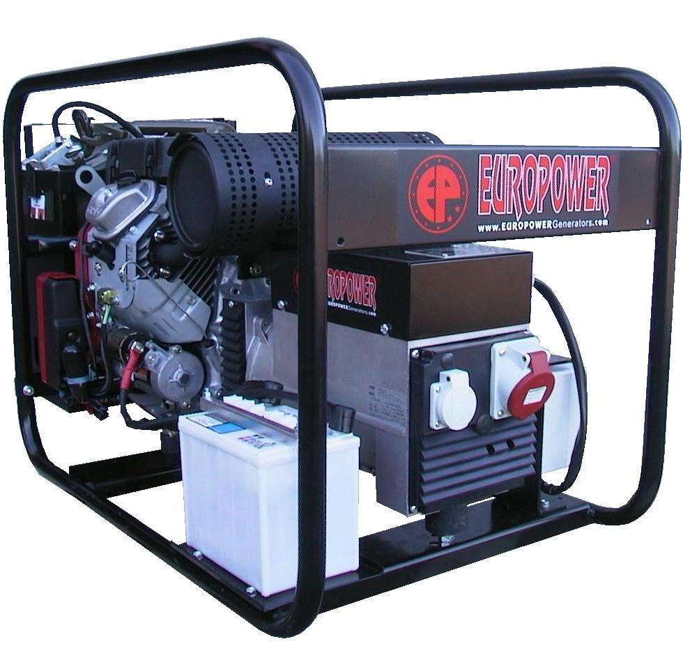 Генератор бензиновый Europower EP 13500TE в Благовещенске