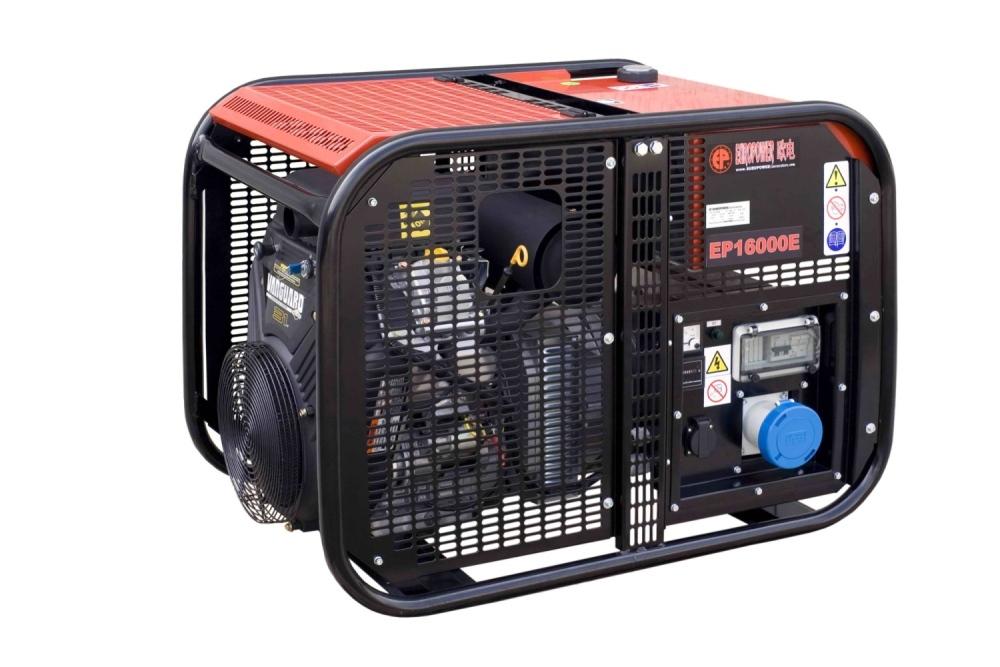 Генератор бензиновый Europower EP 16000 E в Благовещенске