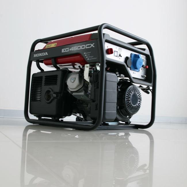 Генератор Honda EG4500CX (3) в Благовещенске