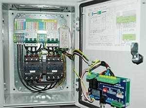 Автоматика ТКМ-V3 с ИУ3с + ПБ3-10 (EG5500) (2) в Благовещенске
