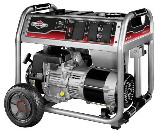 Генератор бензиновый Brigss & Stratton 6250A в Благовещенске