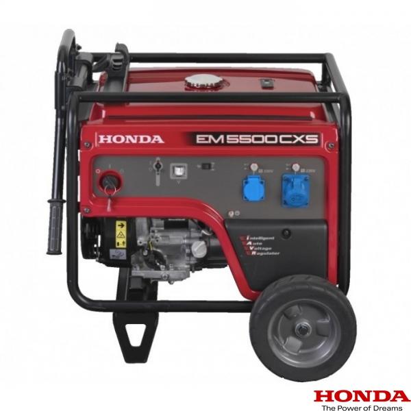 Генератор Honda EM5500 CXS 1 в Благовещенске