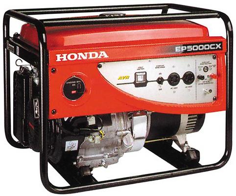 Генератор Honda EP5000 CX в Благовещенске