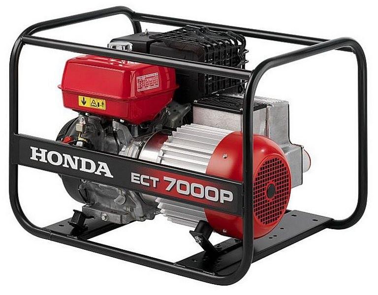 Генератор Honda EСТ 7000P в Благовещенске