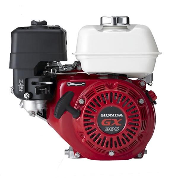Двигатель Honda GX200 QX4 в Благовещенске