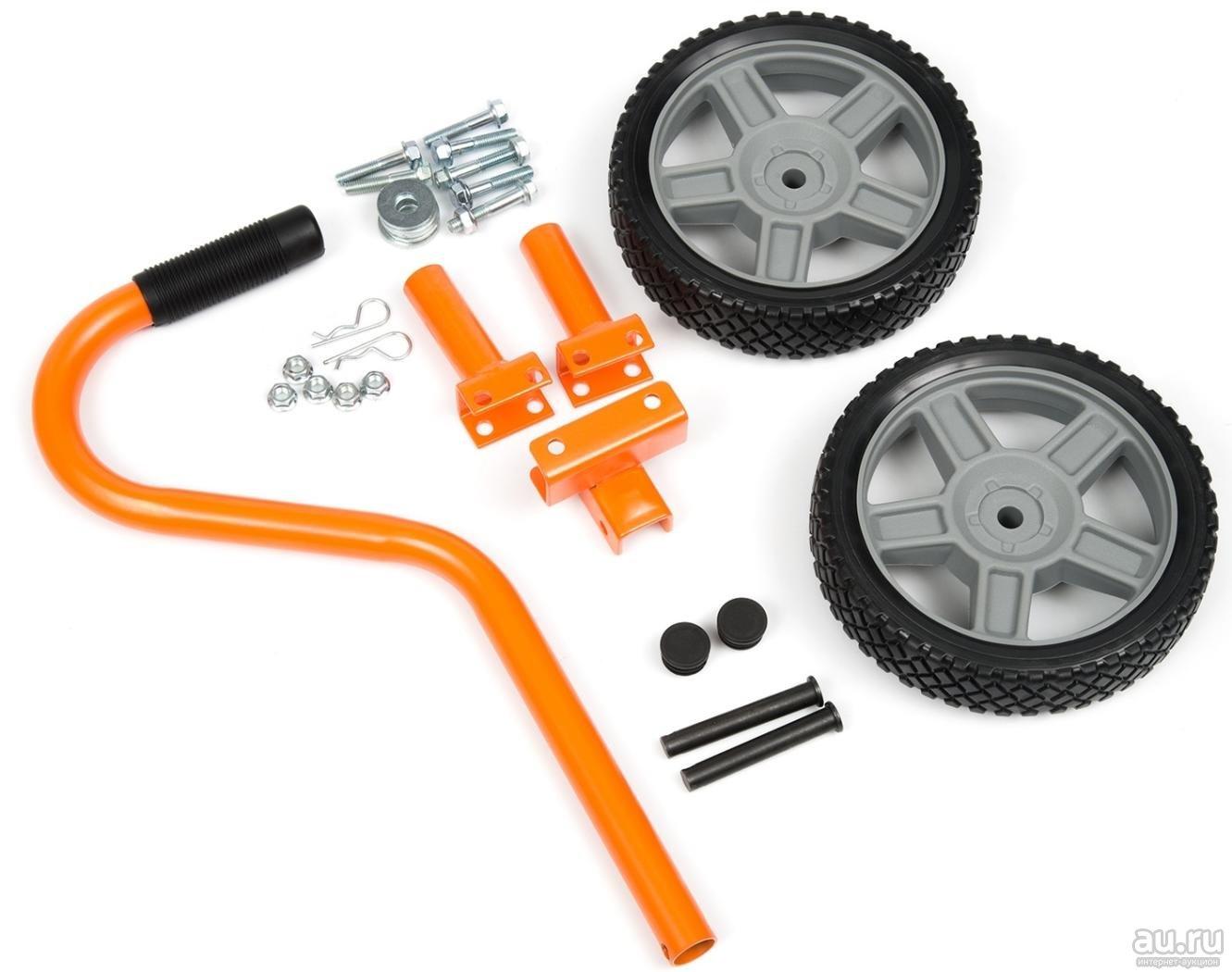Комплект колес для генераторов ECT 7000 в Благовещенске