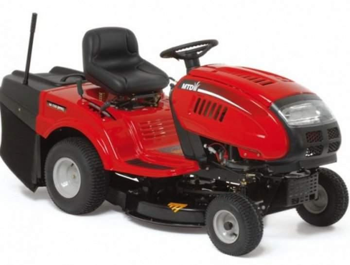 Садовый трактор MTD OPTIMA LE 175 H (SPECIAL) в Благовещенске
