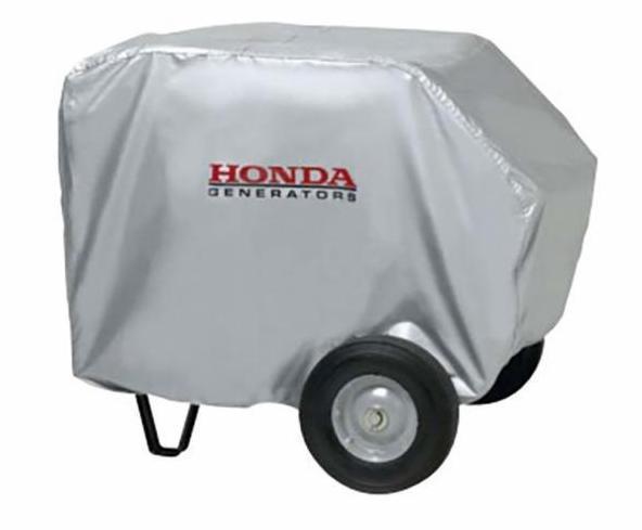 Чехол для генератора Honda EU10i Honda Marine серебро в Благовещенске